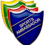 ambassador badges